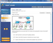 Testking Free PDF Exam Samples - Try IT Exam Simulation Software