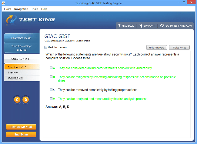 giac information security fundamentals pdf