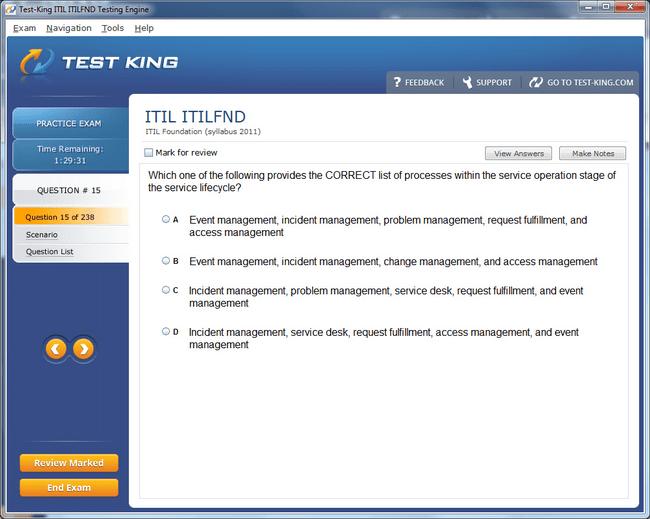Complete Itil V3 Foundation Certification Training Get Itil V3
