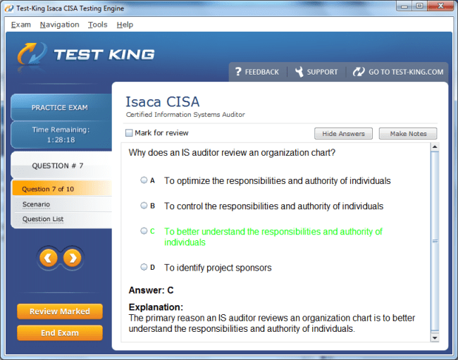 Complete Isaca CISA Certification Training - Get CISA Certified