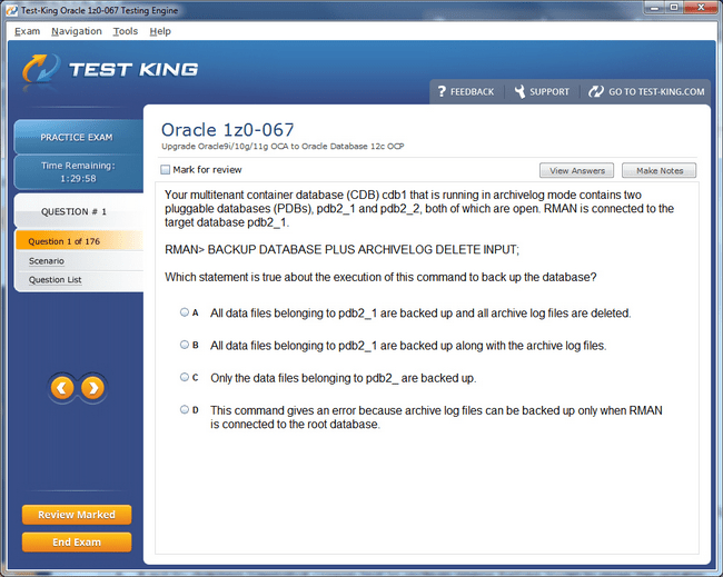 how to get oracle java certification