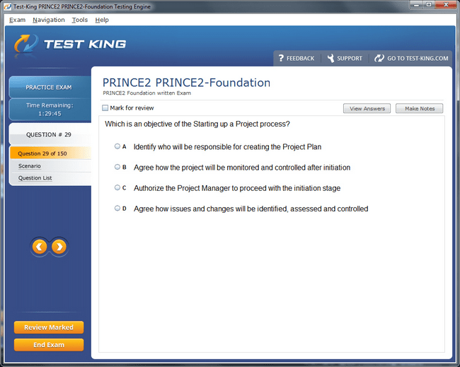 PRINCE2-Foundation Sample 3
